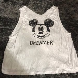 Tops - Women's Mickey Tank Size Large